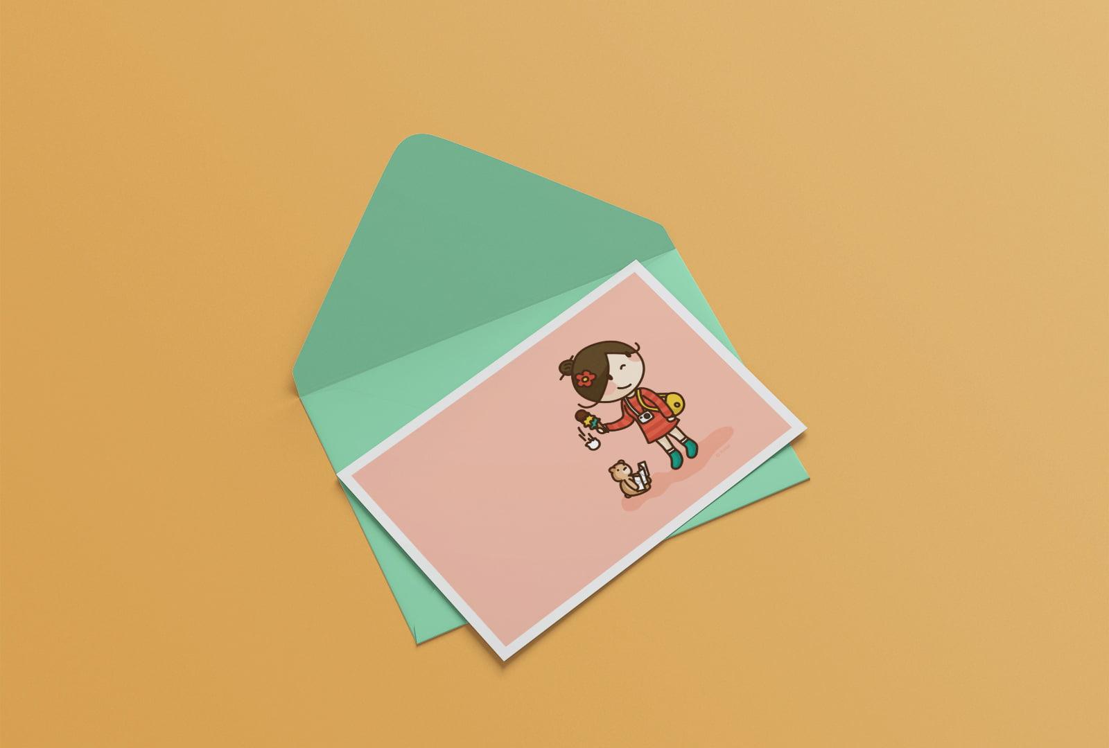 kourami-piki-macaron-postcard-2
